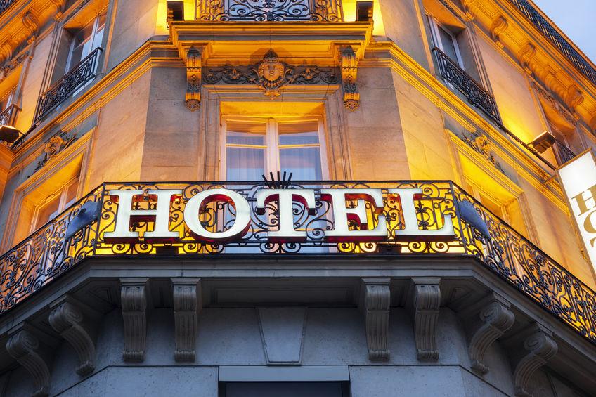 kindvriendelijk hotel Frankrijk