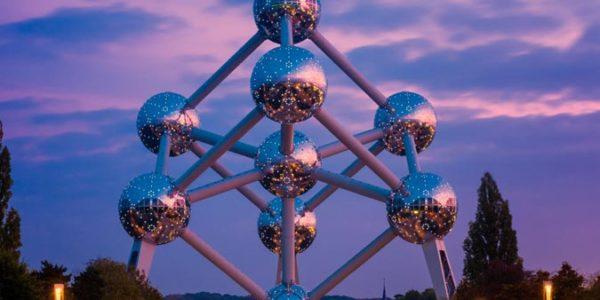 Brussel met kinderen Atomium