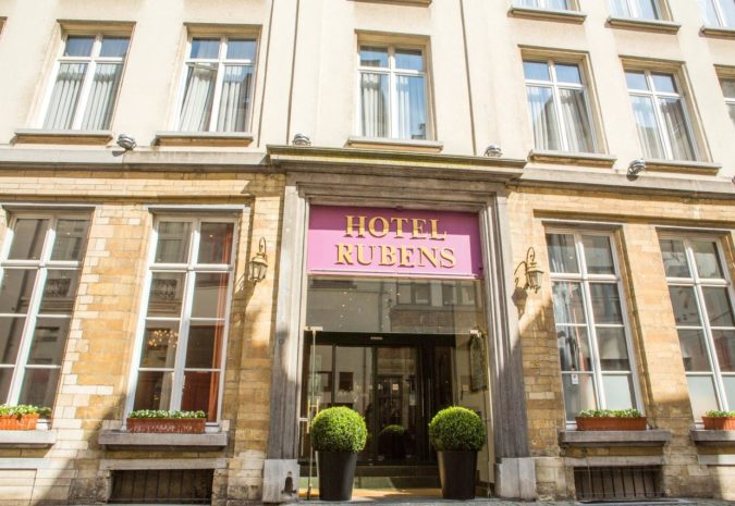 Hotel Rubens - Antwerpen - Take me to 6
