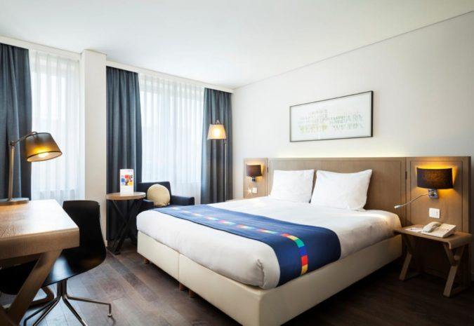 Park Inn - Antwerpen - Take me to 8