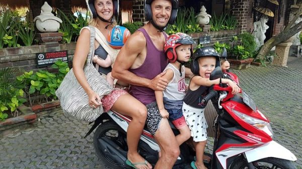 Met 3 kids een rondreis maken door Bali: Wat een ervaring!