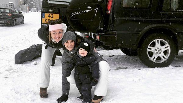Een dagje op en neer naar de sneeuw? Met baby? Jazeker!