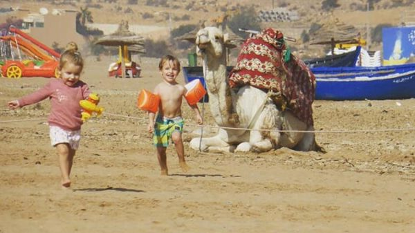 Een leuke winterbestemming met kinderen? Annabelle ging naar… Marokko!