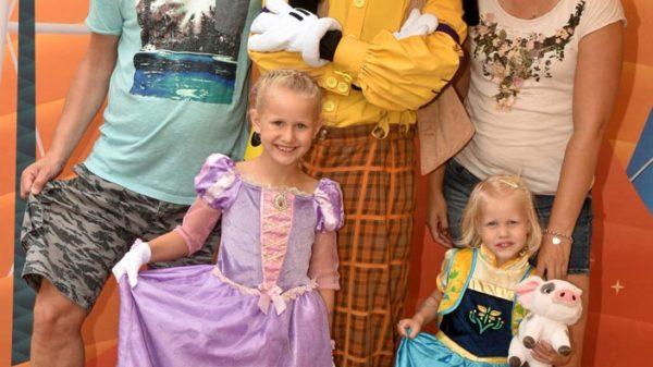 Walt Disney Studios Park met kids