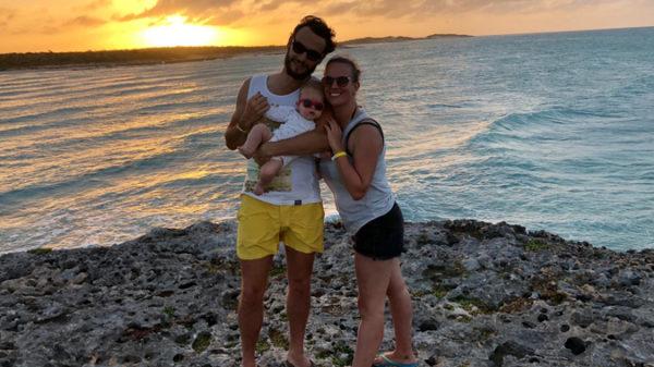 Nicole ging het avontuur aan: ze reisde met baby naar Cuba!