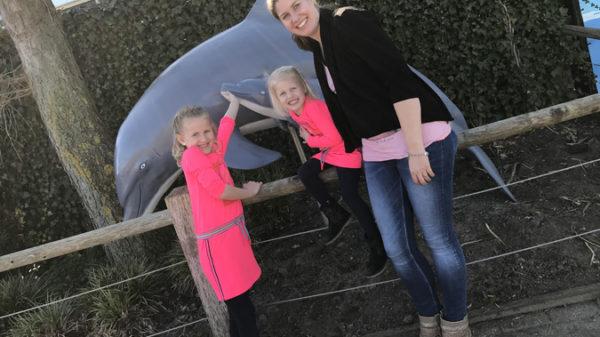 Een dagje naar het Dolfinarium met kids
