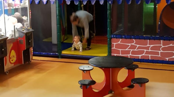Preston Palace met baby: lekker 'weekendje' all-inclusive