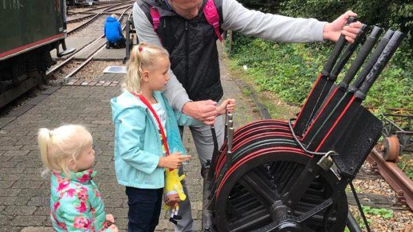 Het Spoorwegmuseum alleen leuk voor jongens? Dacht het niet! Patricia ging met haar 2 meiden!