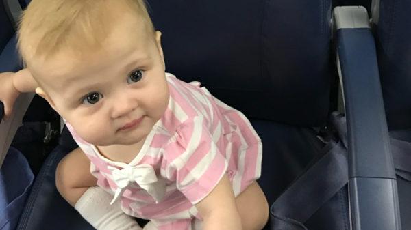 Zo maak je de meeste kans op een plekje op de familierij in het vliegtuig!