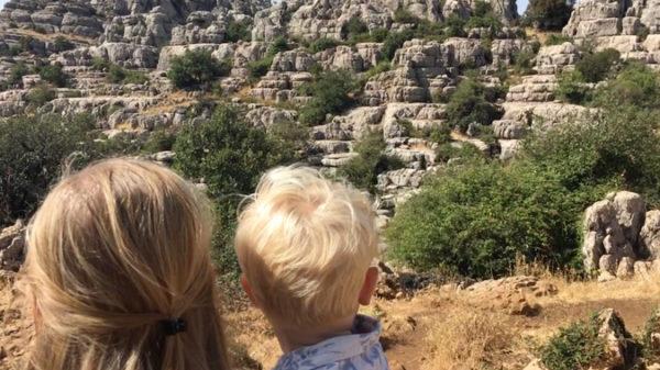 In Andalusië tijdens een hittegolf: hoe hou je dat vol met een peuter van 2? (deel 1)