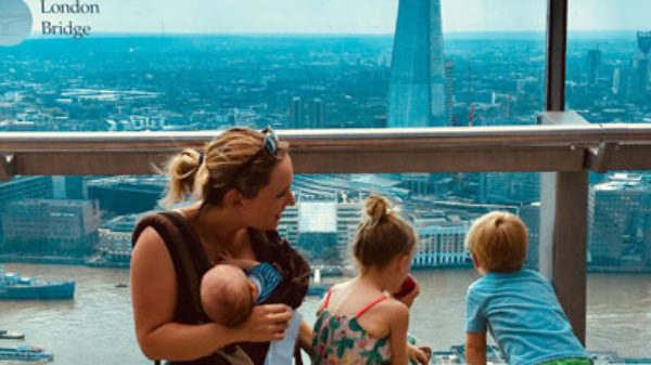Katrien geeft je 10 zomerse tips voor Londen met kinderen – en leuk dat ze zijn!