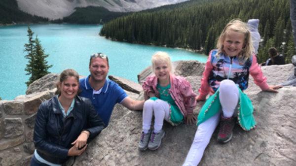 5 x de mooiste meren met kinderen in de Rocky Mountains