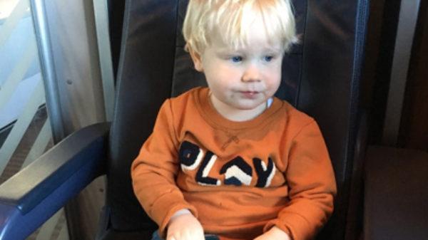 Op stedentrip met een peuter: neem je de trein of toch het vliegtuig?