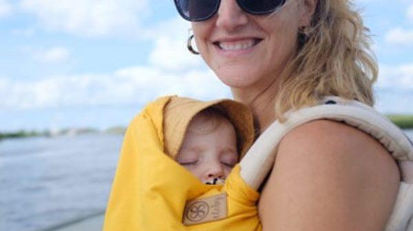 Review: ik ga op reis met kinderen en neem mee… een multifunctionele uv-doek