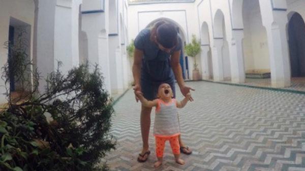 Roadtrip door Marokko met een baby: écht eens wat anders!