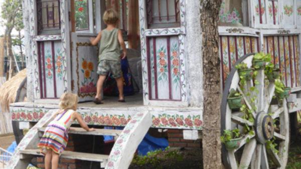 Bali: dit zijn de 10 beste cafés met kinderen!