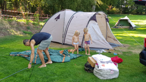 Weekendje buitenland in eigen land: de kindvriendelijkste camping van Limburg!