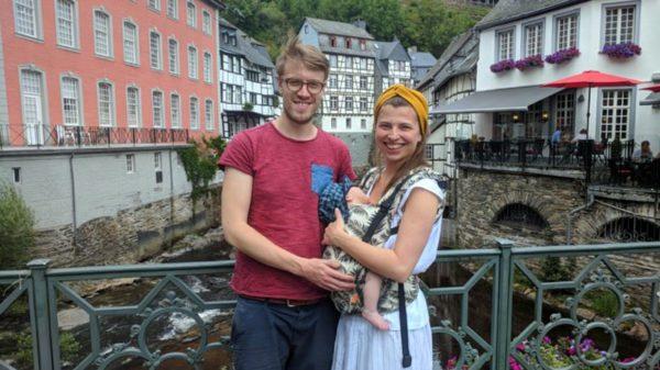 Een weekend weg met een pasgeboren baby? Het werd een van Lots dierbaarste herinneringen!