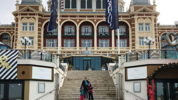 Met kinderen naar het Kurhaus in Scheveningen Den Haag: do of don't? Patricia probeerde het uit!