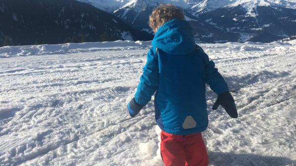 Wintersport met kleine kids: ja of nee? Anne probeerde het uit!