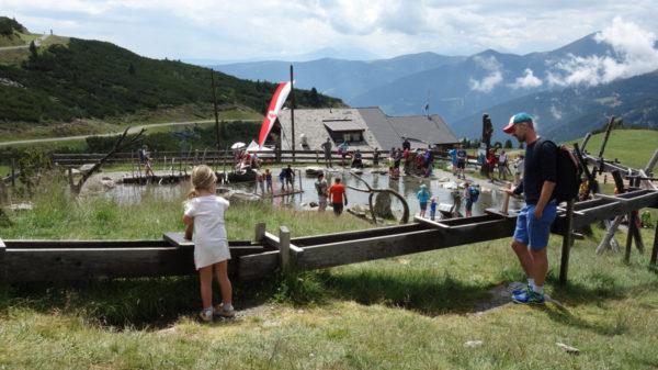 Loes ging met baby en kleuter op een actieve en avontuurlijke vakantie in Noord-Italië