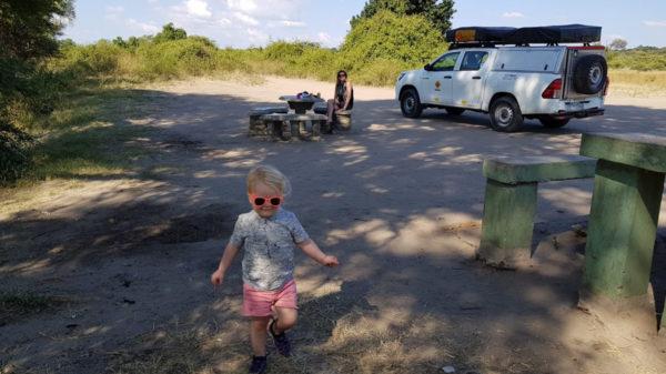 Wauw! Een game drive door Chobe National Park in Botswana: juíst leuk met kinderen!