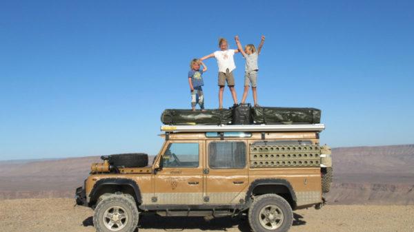 Van plan naar een wereldreis met kinderen: budget, tips & tricks!