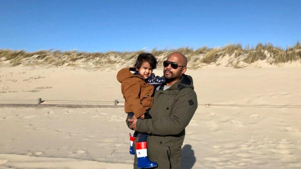 Geen verre reis maar een vakantie in eigen land: met baby en peuter naar een vakantiepark op Texel!