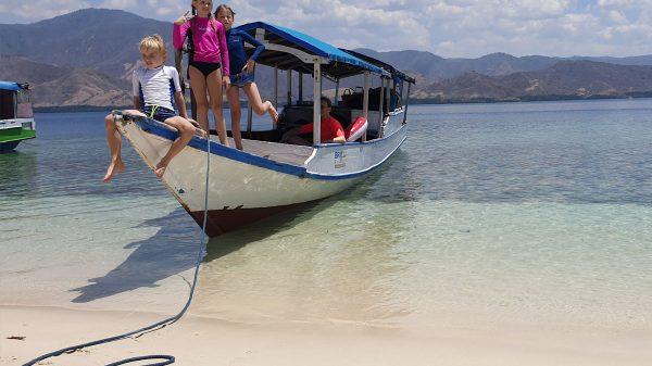 Rondreis op het Indonesische eiland Flores: deze plekken deed Sandra met haar gezin aan!