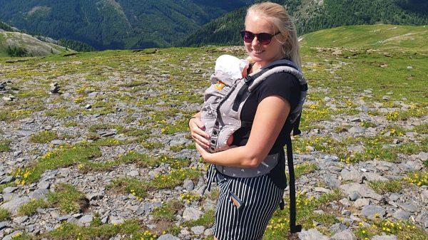 Met een newborn op roadtrip naar Oostenrijk: zó chill kan het zijn!
