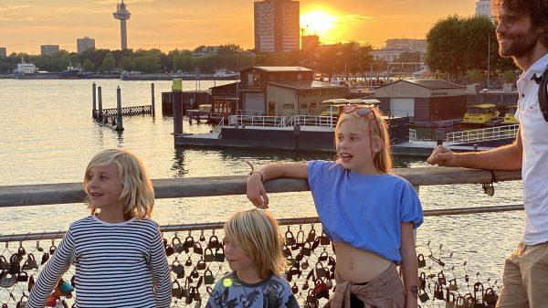 Rotterdam met kinderen? Ja toch niettan!