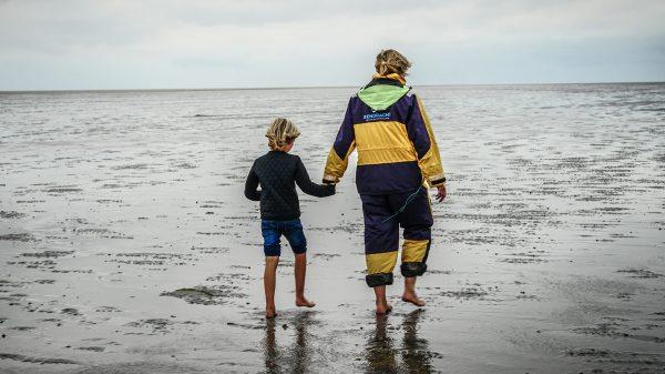 Met kinderen op wadsafari in Nederland: wát een speciale ervaring!